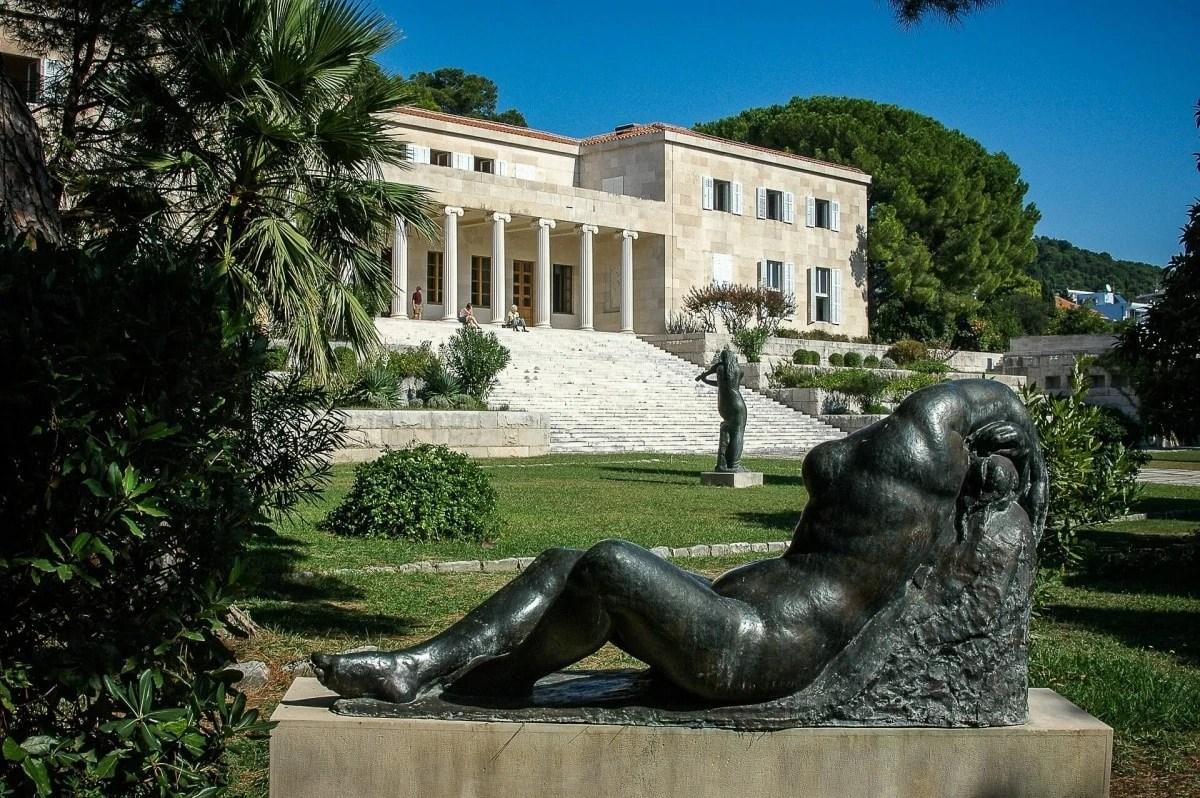 Ehat to do in Split in 2 days - Mestrovic Gallery