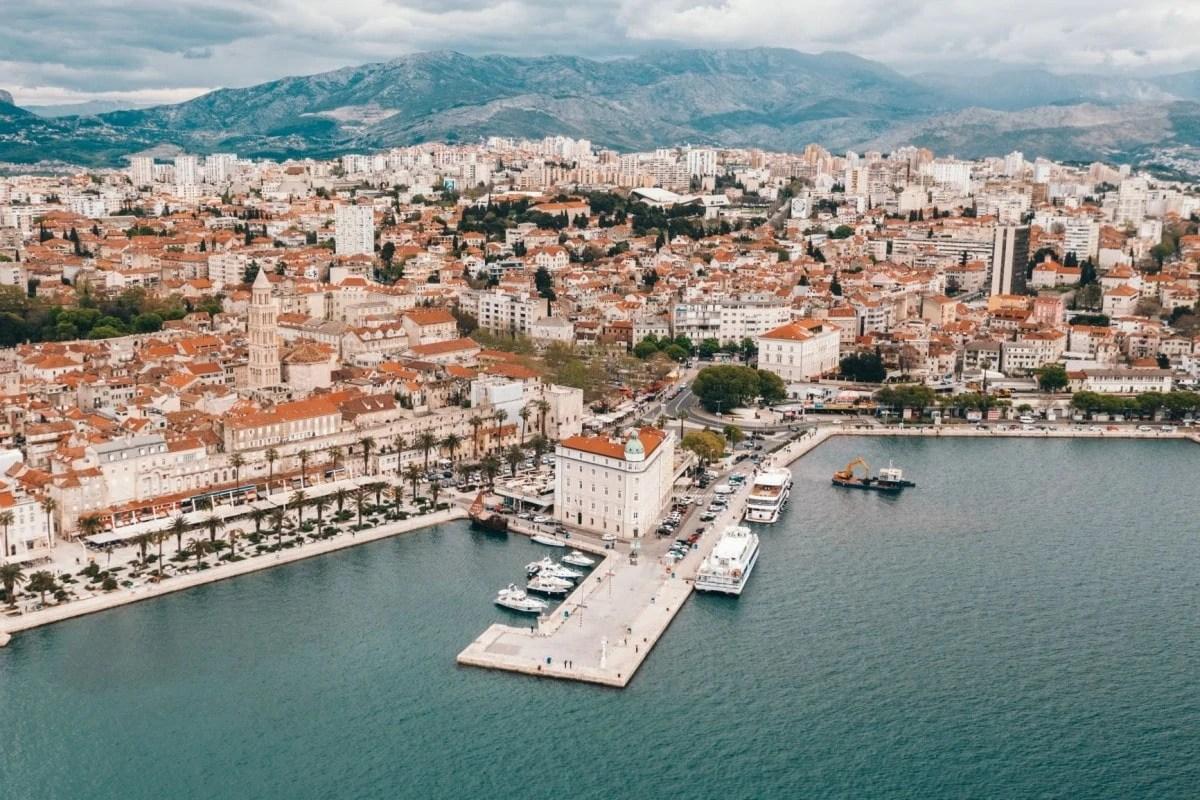 2 days in Split itinerary - Split header