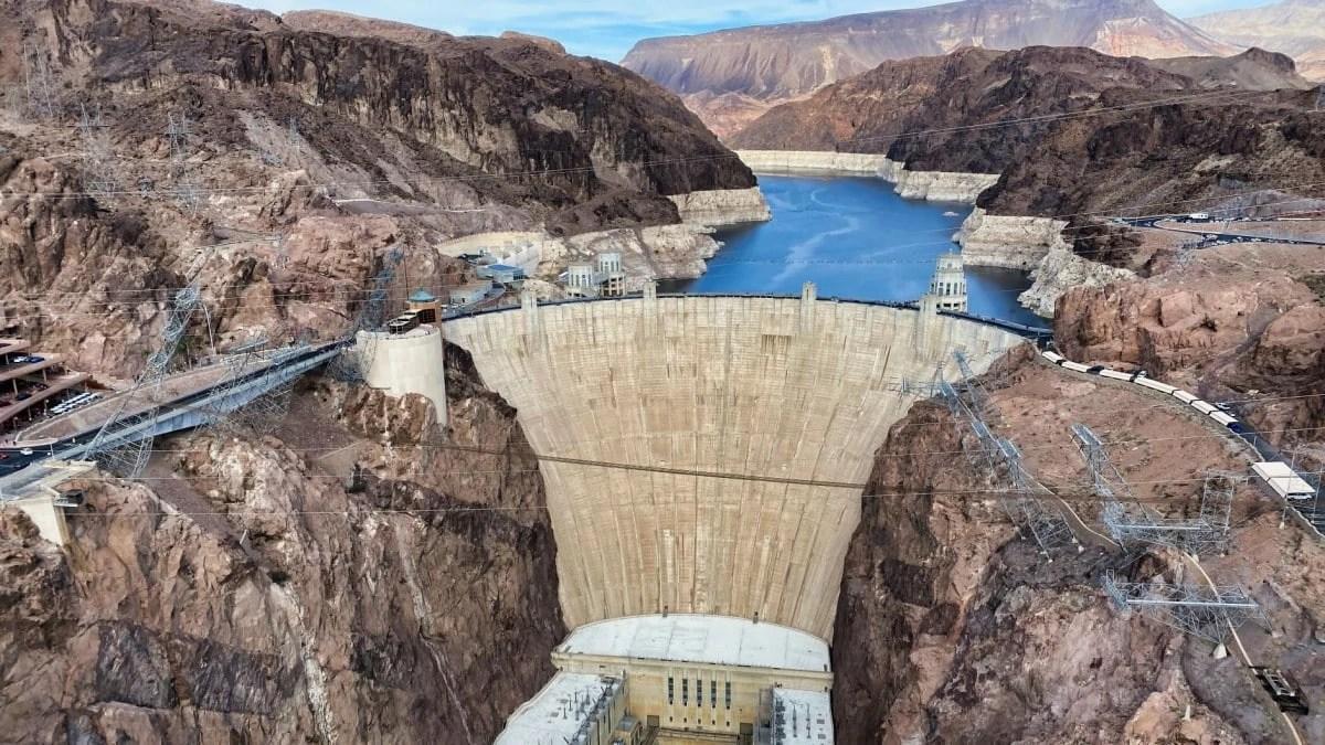American Landmarks - Hoover Dam
