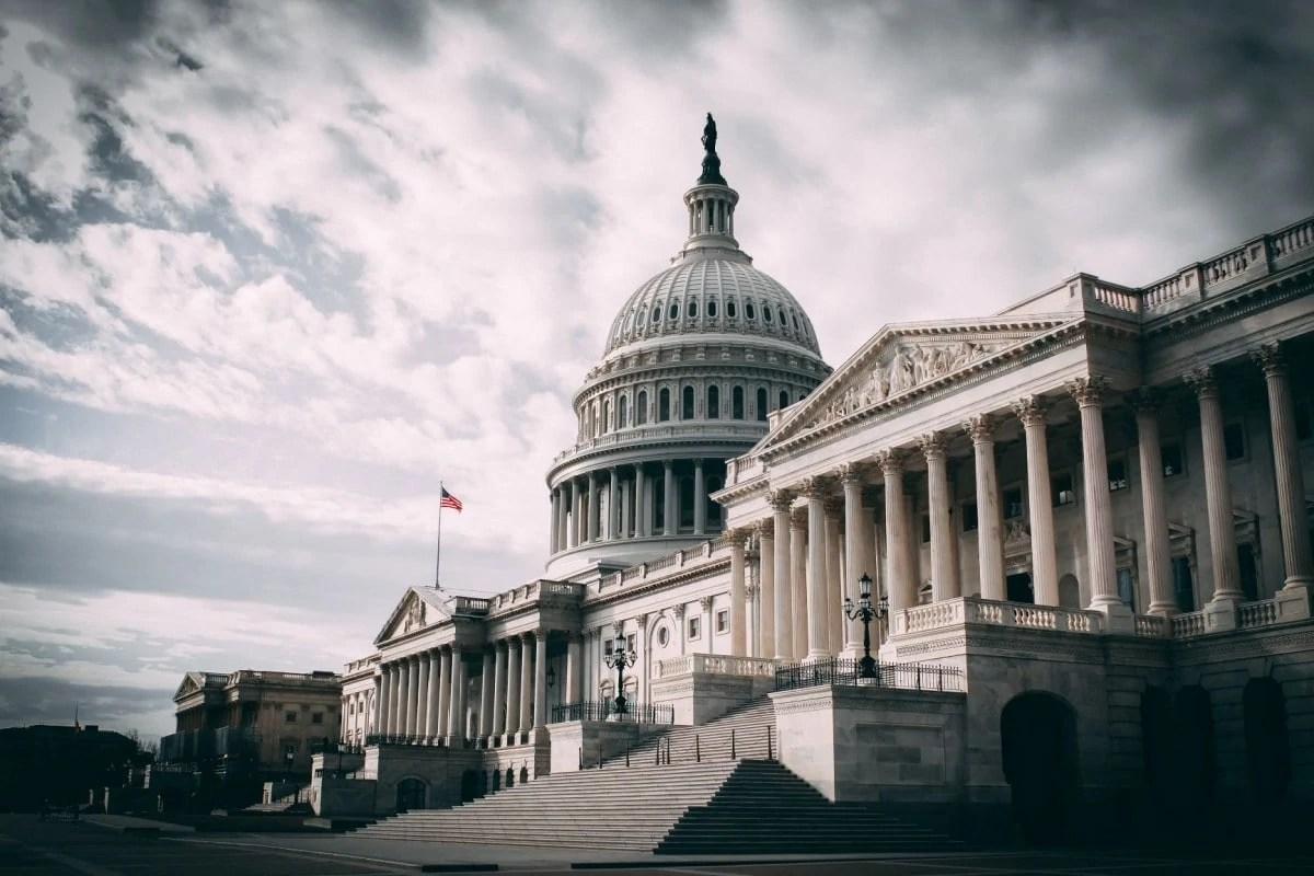 Landmarks in America - Capitol Hill