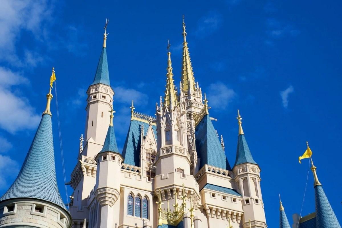 Landmarks in America - Disney World