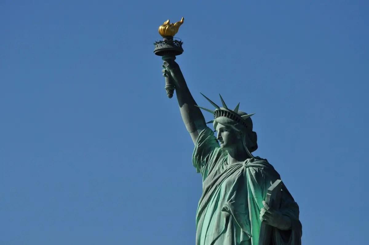 Landmarks in America - Statue of Liberty