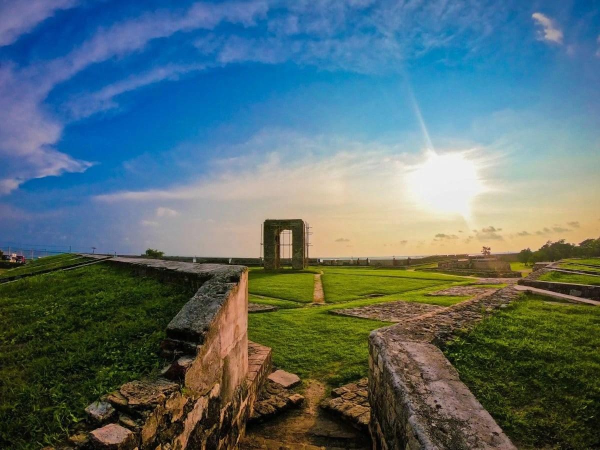 Sri Lanka landmarks - Jaffna Fort