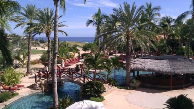 Sheraton Hacienda del Mar Los Cabos Mexico pool view