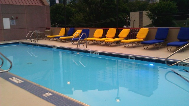 Marriott Suites Midtown Atlanta review