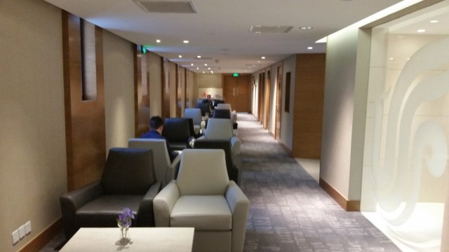 air china business class lounge no. 71 shanghai