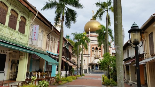 you should visit Kampong Glam with 2 or 3 days in Singapore