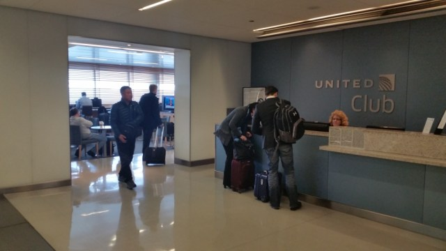 united club chicago B18