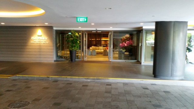 review pan pacific Singapore