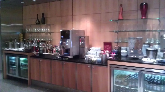 American Airlines Flagship Lounge chicago ohare