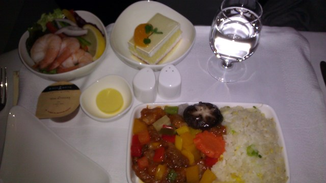 asiana business class review