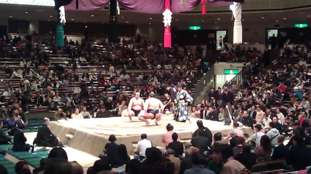 how to buy sumo wrestling tickets for for tokyo japan