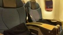 All Nippon Airways Business Class Seats