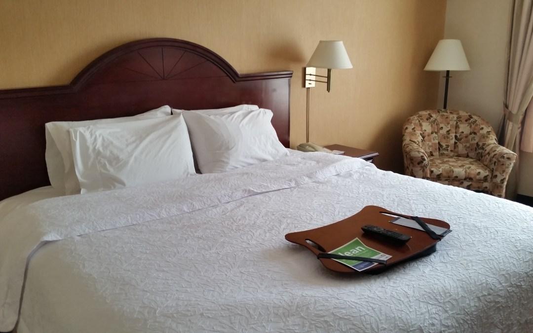 Review: Hampton Inn by Hilton Toronto – Mississauga West (Near Toronto Pearson)