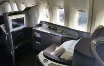 United Airlines First Class Seats