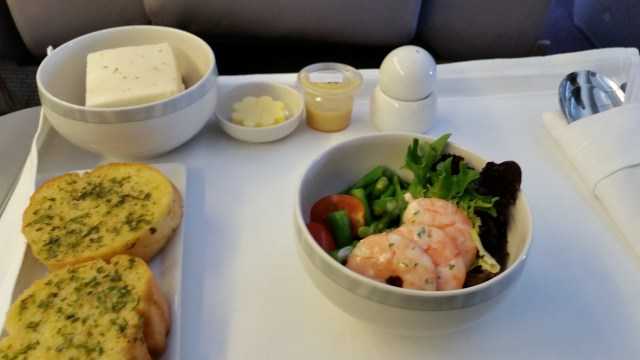 review singapore airlines business class