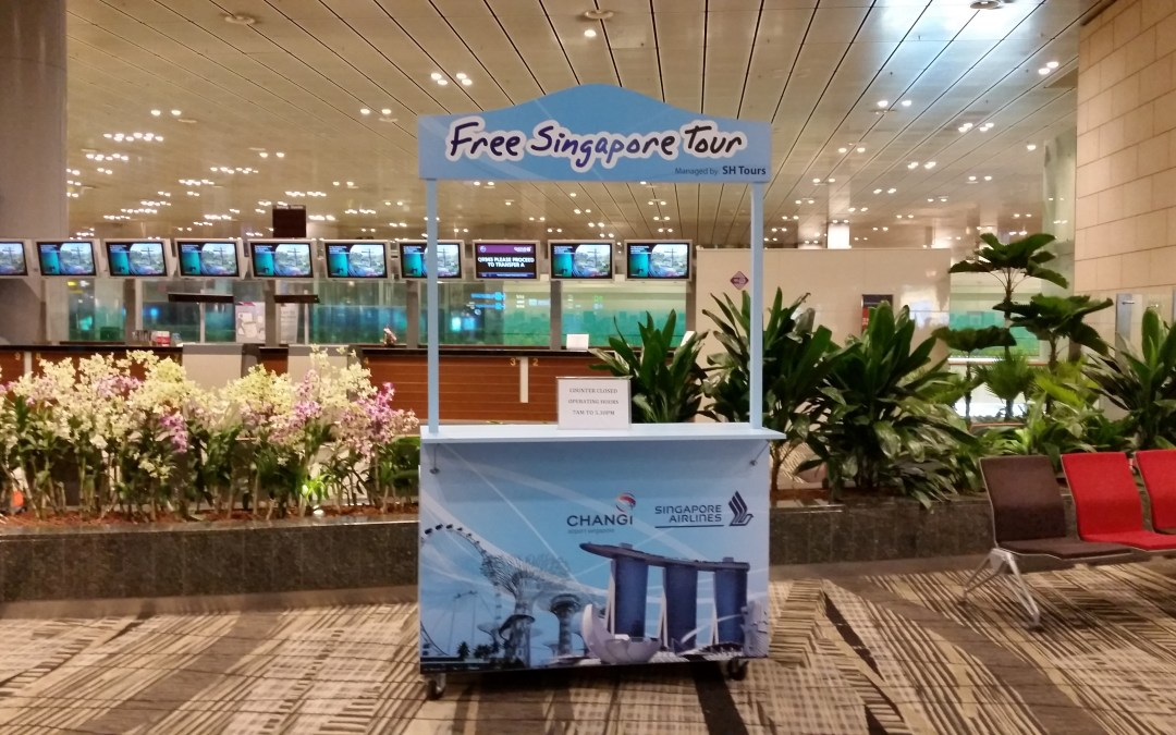 Long Layover?  These Airports Offer FREE City Tours