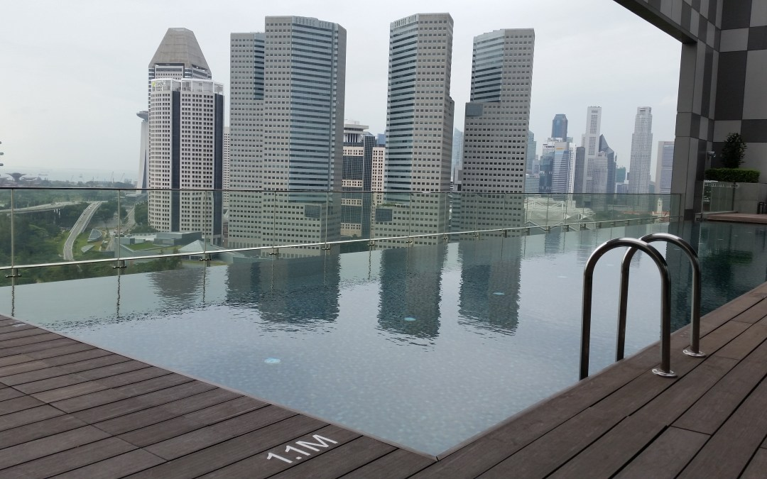 Review: Pan Pacific Serviced Suites Beach Road, Singapore