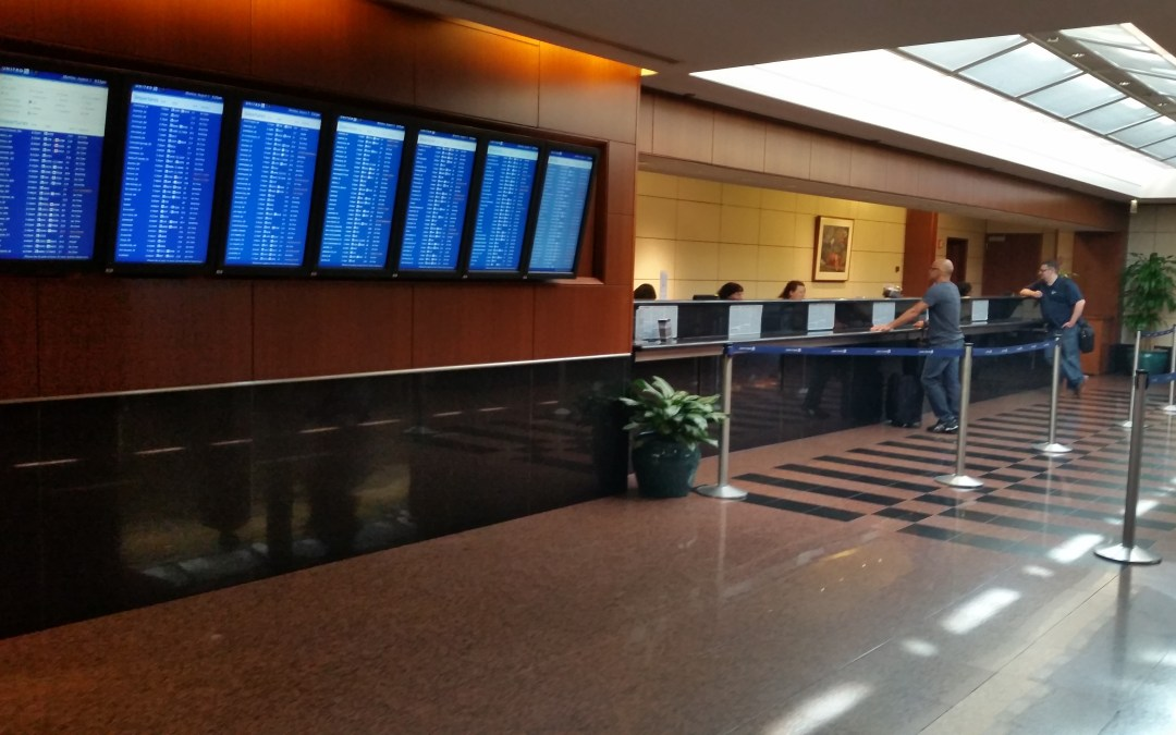 Review: United Club Lounge – Chicago O'Hare  (near Gate C16)