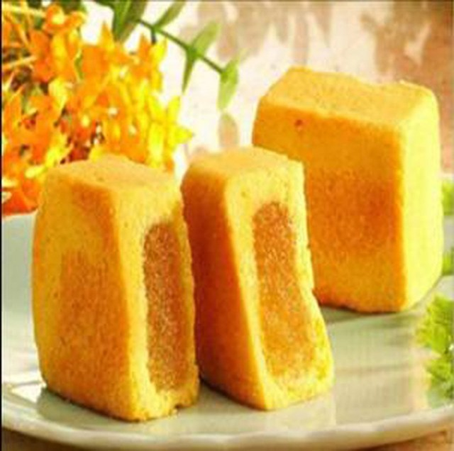Pineapple Cake  is one of the best Things to eat in Taiwan