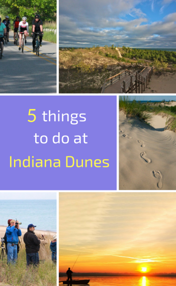 5 things to do at Indiana Dunes