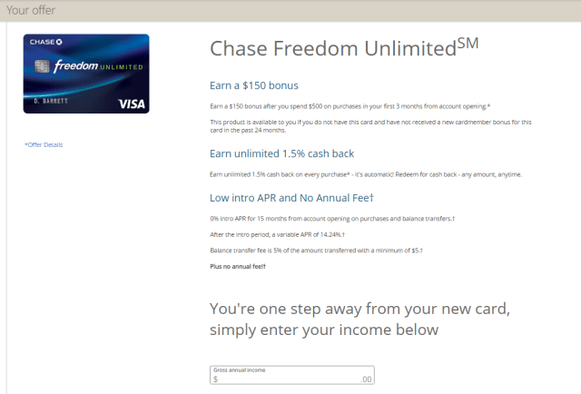 chase-freedom-unlimited-preapproved