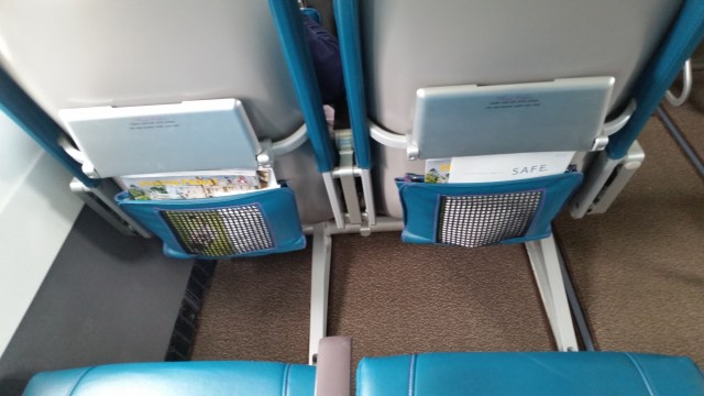 Hawaiian Airlines Economy Class review boeing 717, HNL – LIH