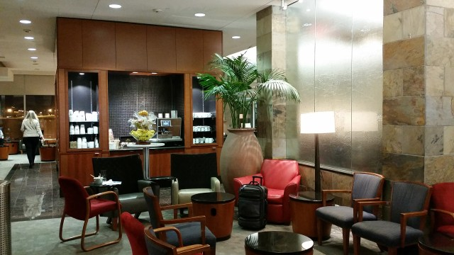 Delta sky club msp concourse C review