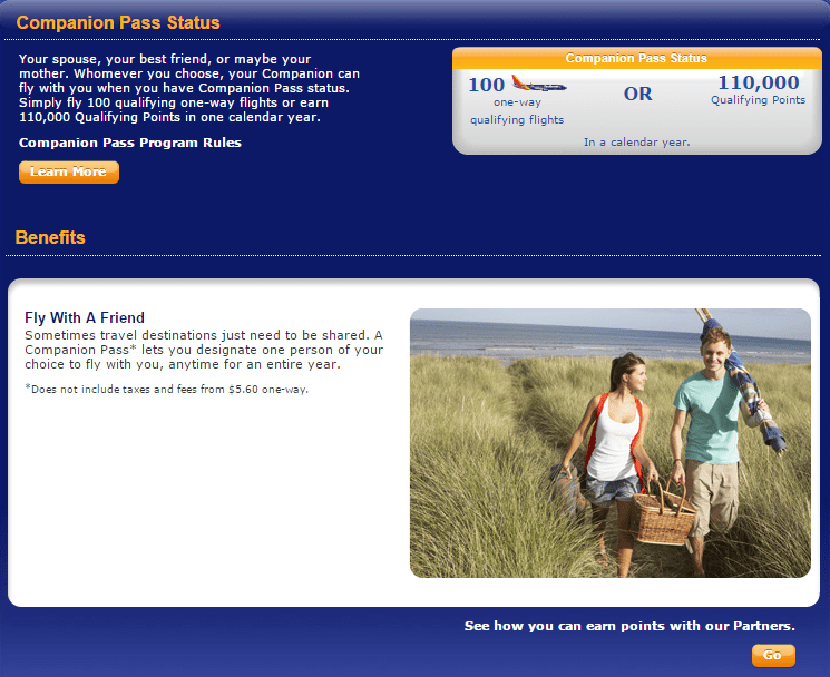 How to Get the Southwest Companion Pass for 2018 and 2019