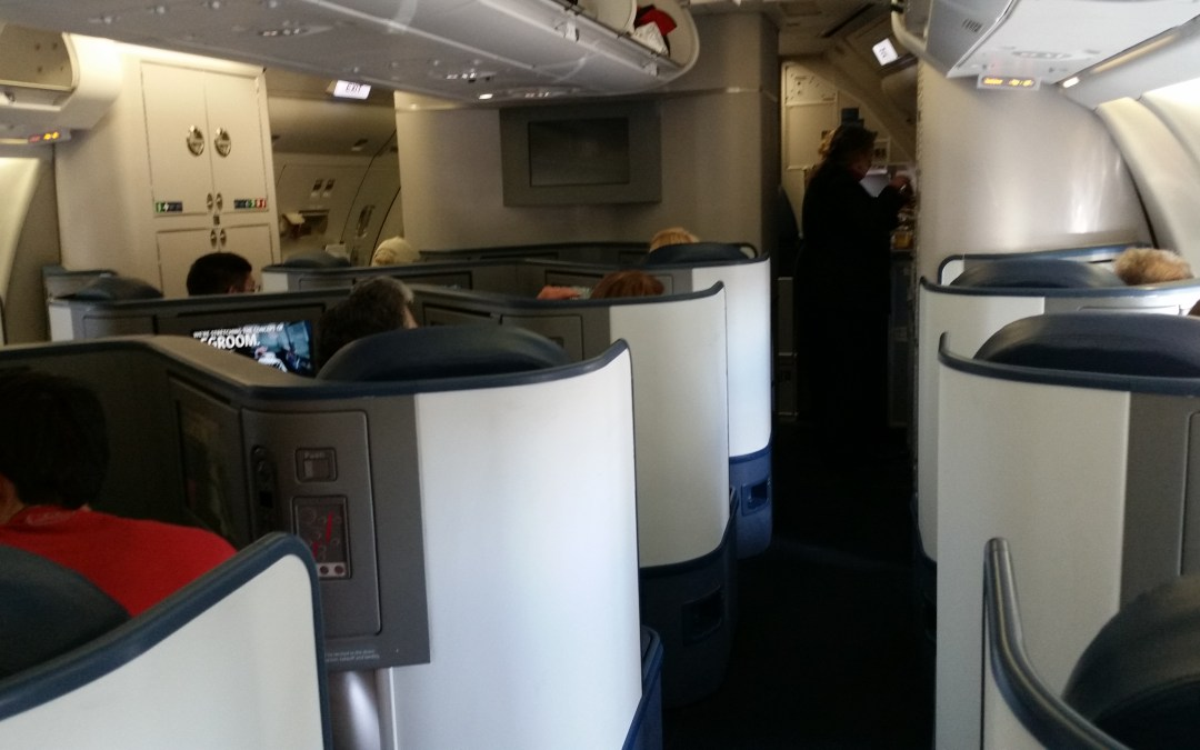 Review: Delta One First Class, Minneapolis to Honolulu