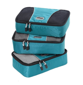 Packing Cubes are one of the best gifts for people who travel a lot