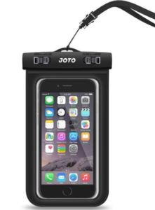 A smartphone waterproof case is one of the best gift ideas for travellers.