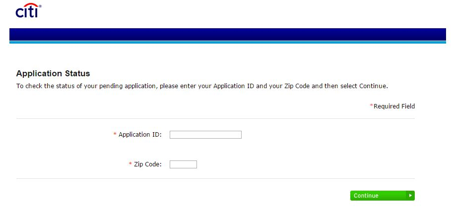 How to Check Your Citibank Credit Card Application Status
