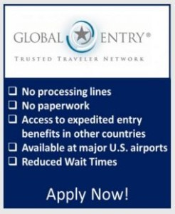 global entry is one of the best gifts for travel lovers