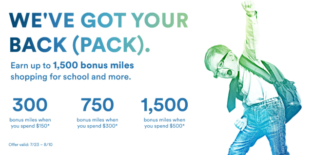 alaska airlines mileage plan shopping back to school bonus miles for online shopping 2018