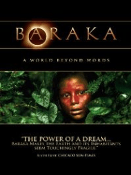 Baraka is one of the best films about travel