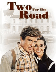 two for the road is a classic travel movie