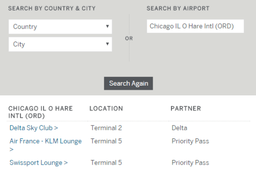 american express platinum card lounge access