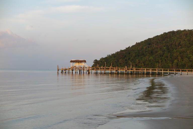 Cambodia Island