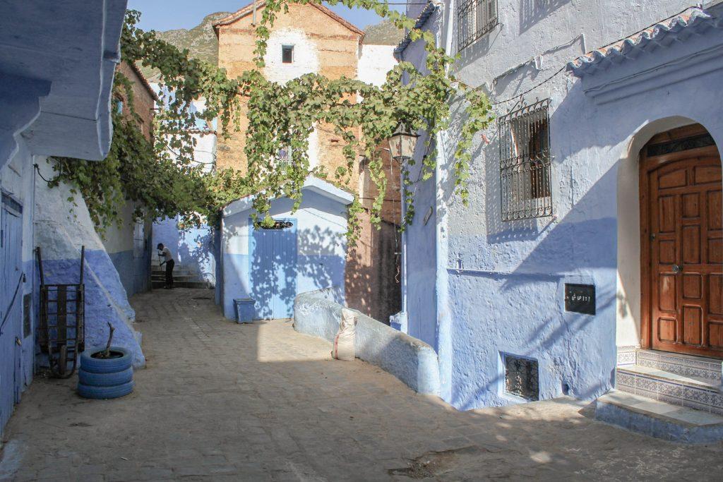 Blue streets Chefchaouen