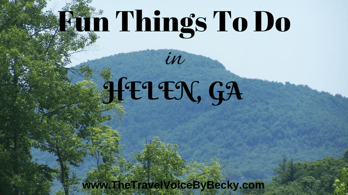 Fun Things To Do in Helen, Ga