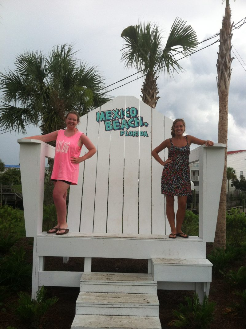 Summer trips Big Chair - Mexico Beach
