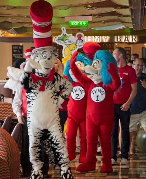 Suess a palooza - Carnival Freedom