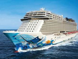 Norwegian Caribbean Cruise