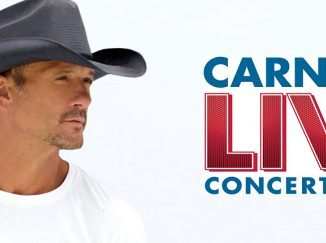 Tim McGraw - Carnival LIVE