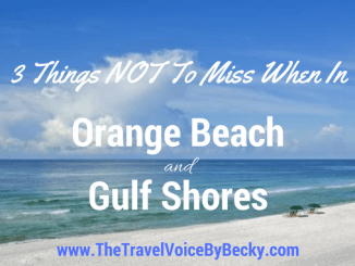 Orange Beach and Gulf Shores