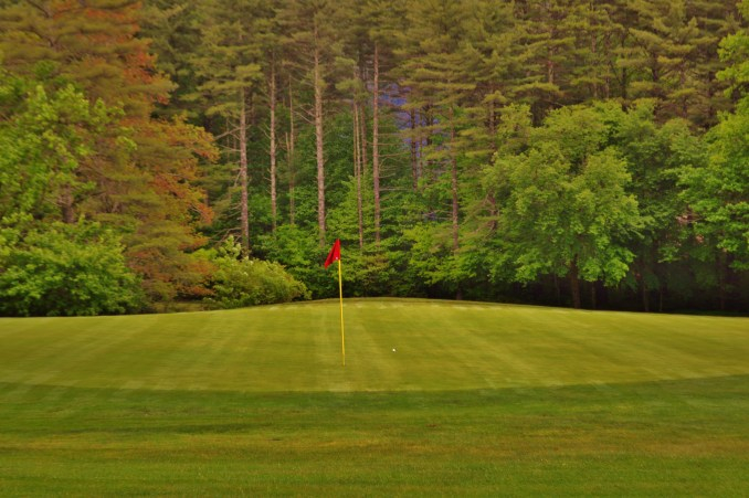 Beautiful golf course at High Hampton Inn & Country Club