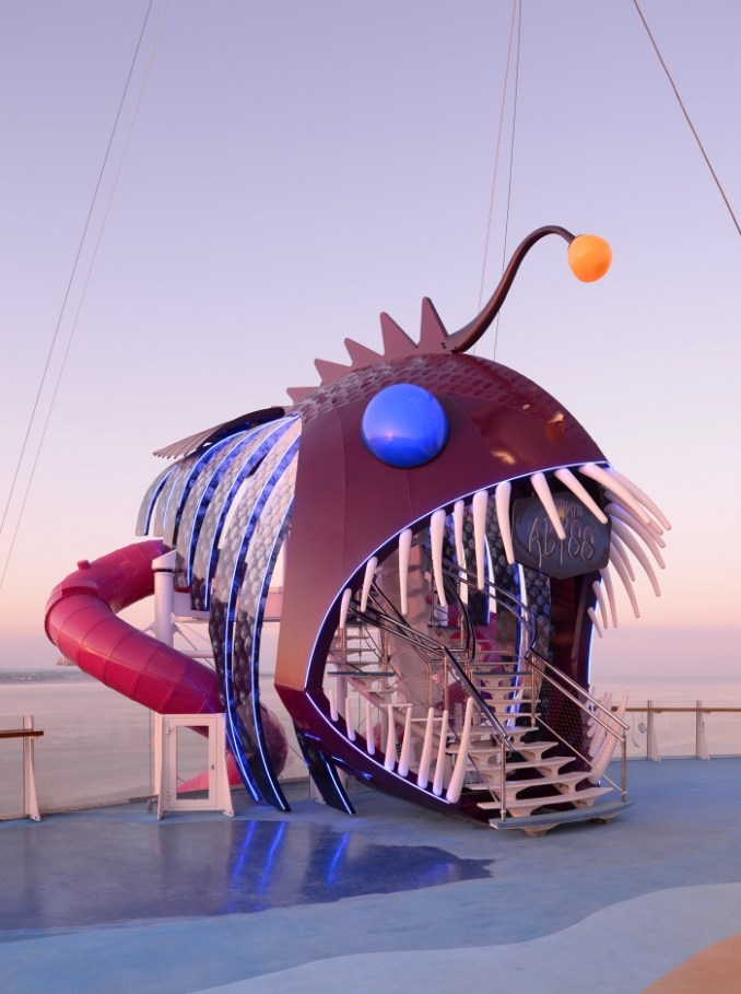 Ultimate Abyss on Royal Caribbean's Harmony of the Seas - Photo credit: Royal Caribbean