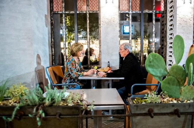 Alpharetta Avalon Dining