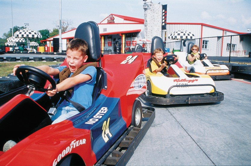 NASCAR SpeedPark - things to do in Sevierville
